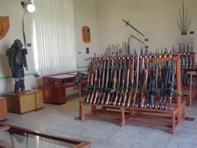 armamento interior