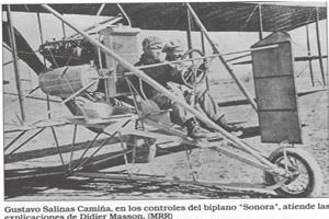 Biplano Sonora