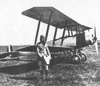 AVRO 504KJ Y AVRO ANAHUAC