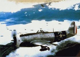 REPUBLIC P-47D-30