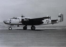 NORTHAMERICAN B-25J MITCHELL