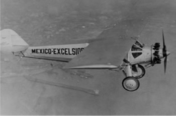 Vuelo sin escalas de Mexicali a Mxico