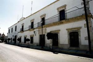 Cuartel General de la 10a ZM Durango Dgo