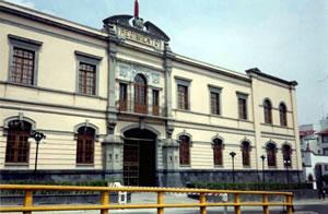 Ex-Convento de Tacubaya DF