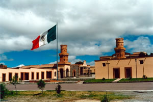 Ex-Hacienda de Mazaquiahuac Tlax